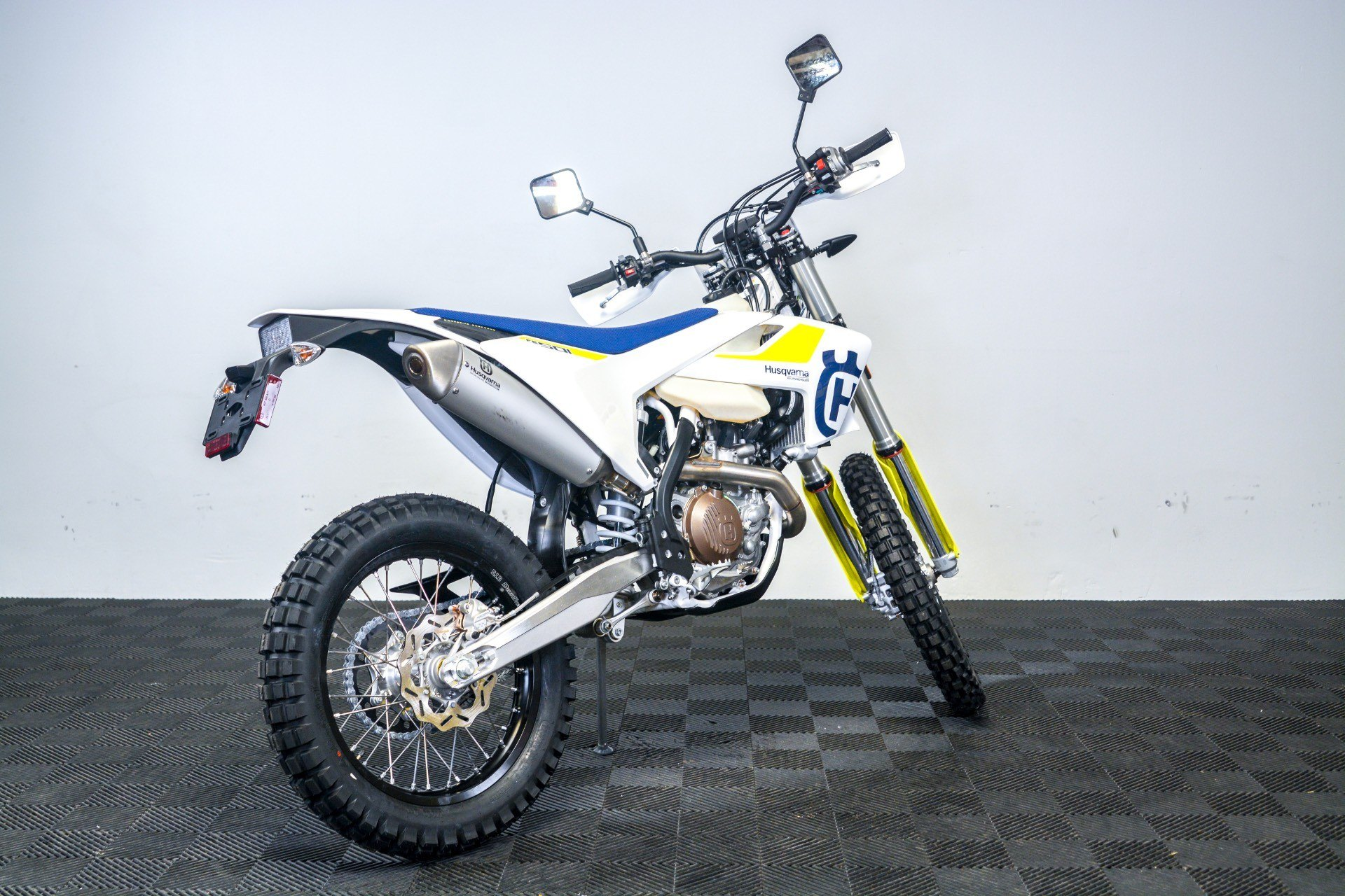 2019 Husqvarna FE 501 in Oklahoma City, Oklahoma - Photo 6