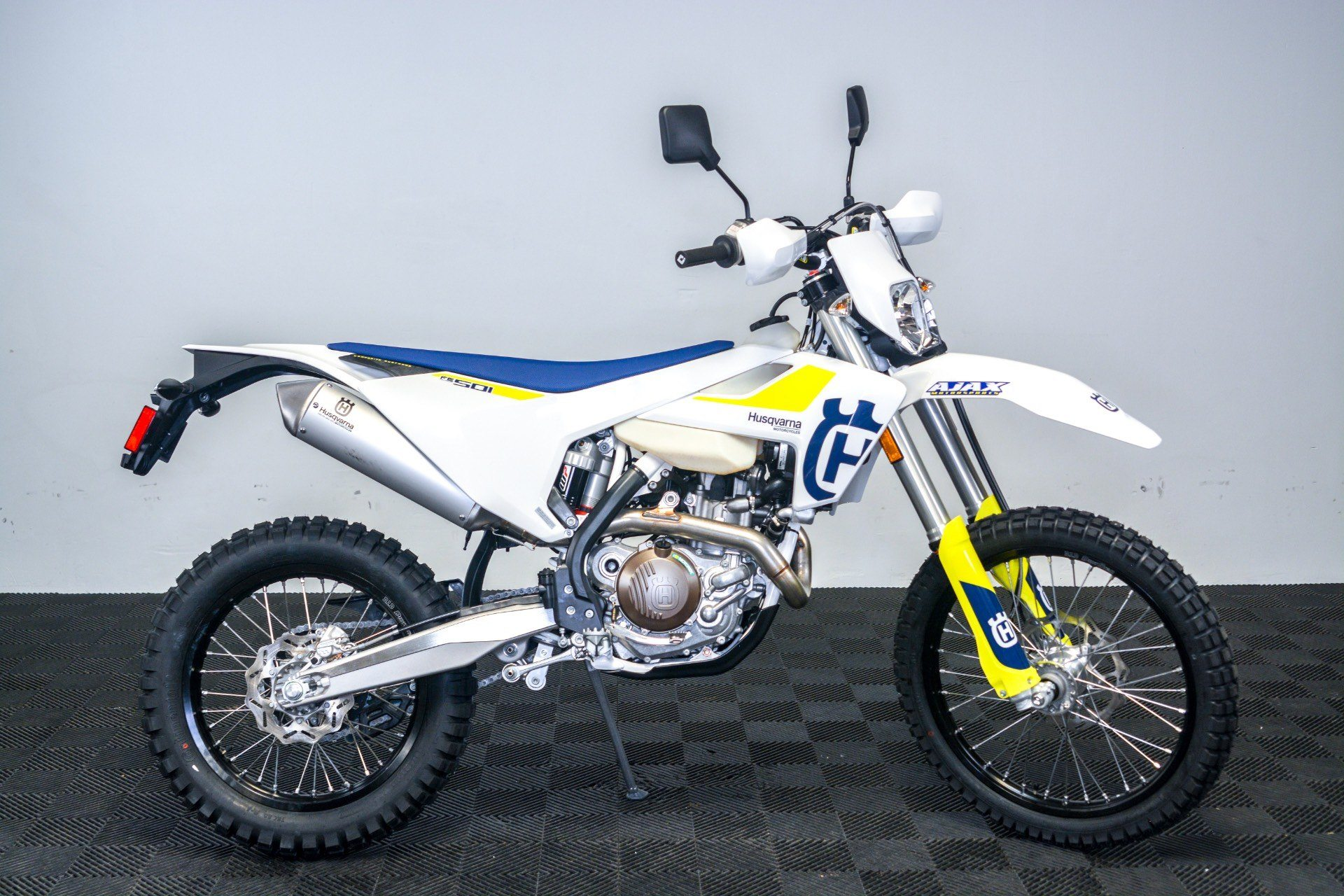 2019 Husqvarna FE 501 in Oklahoma City, Oklahoma - Photo 7