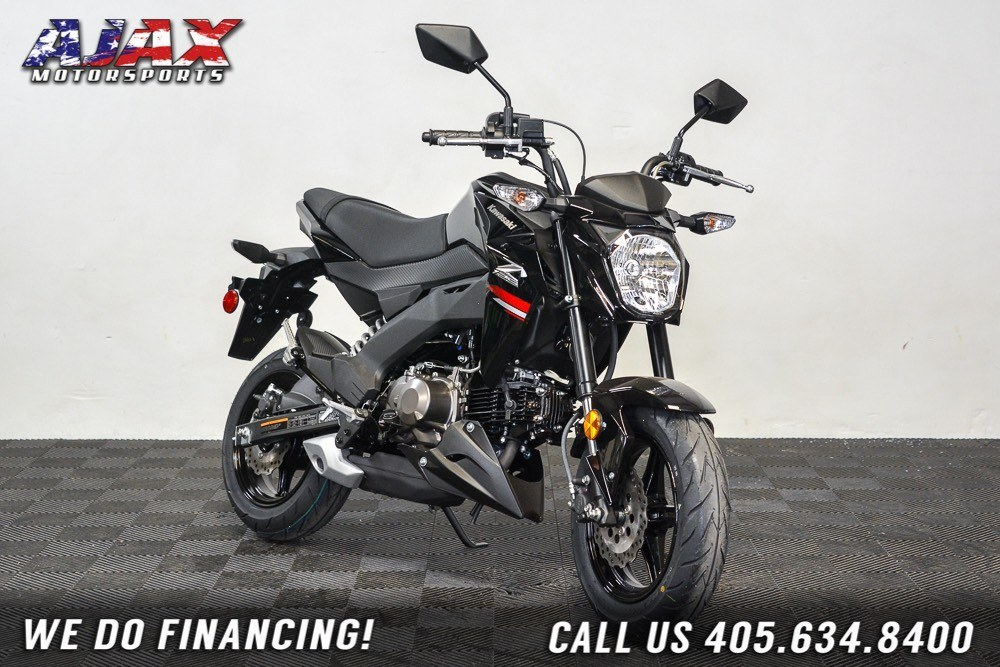2019 Kawasaki Z125 Pro in Oklahoma City, Oklahoma - Photo 3