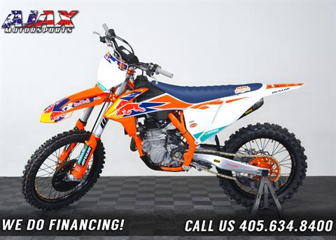 2019 KTM 450 SX-F Factory Edition in Oklahoma City, Oklahoma