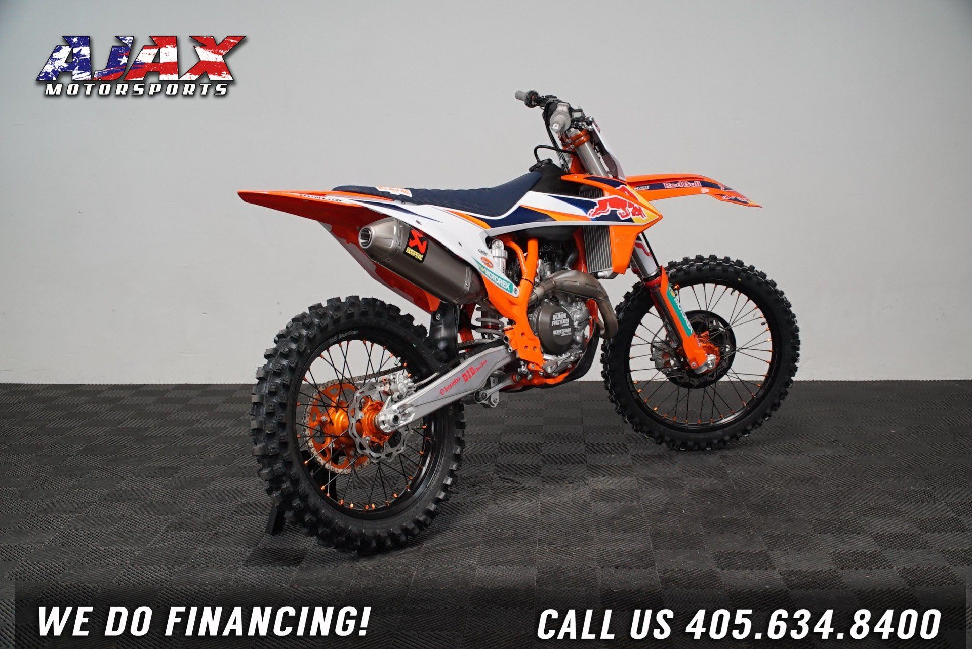 2020 KTM 450 SX-F Factory Edition in Oklahoma City, Oklahoma - Photo 3