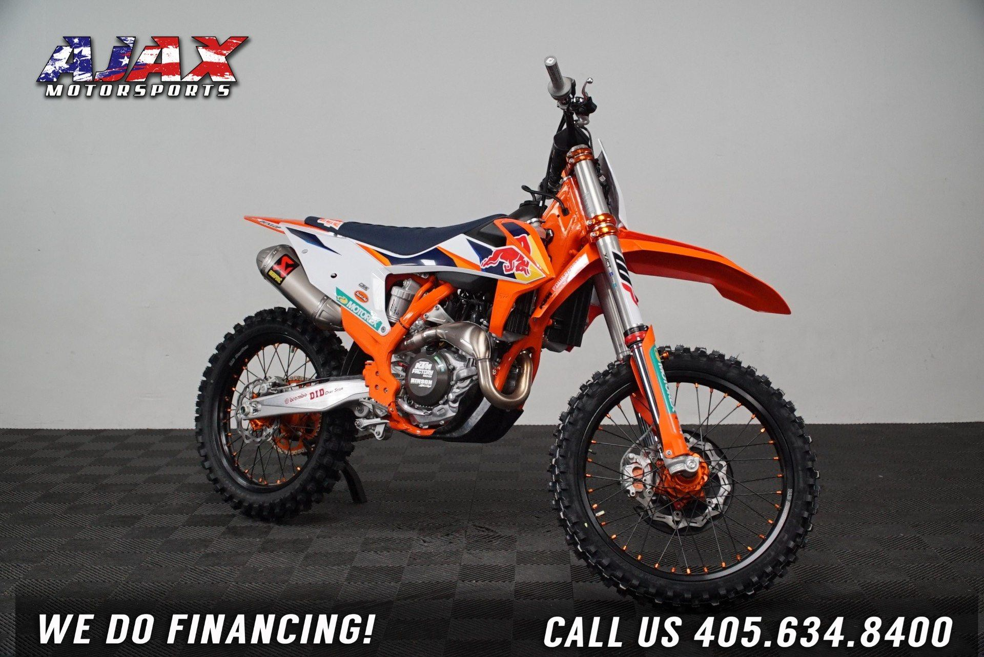 2020 KTM 450 SX-F Factory Edition in Oklahoma City, Oklahoma - Photo 4