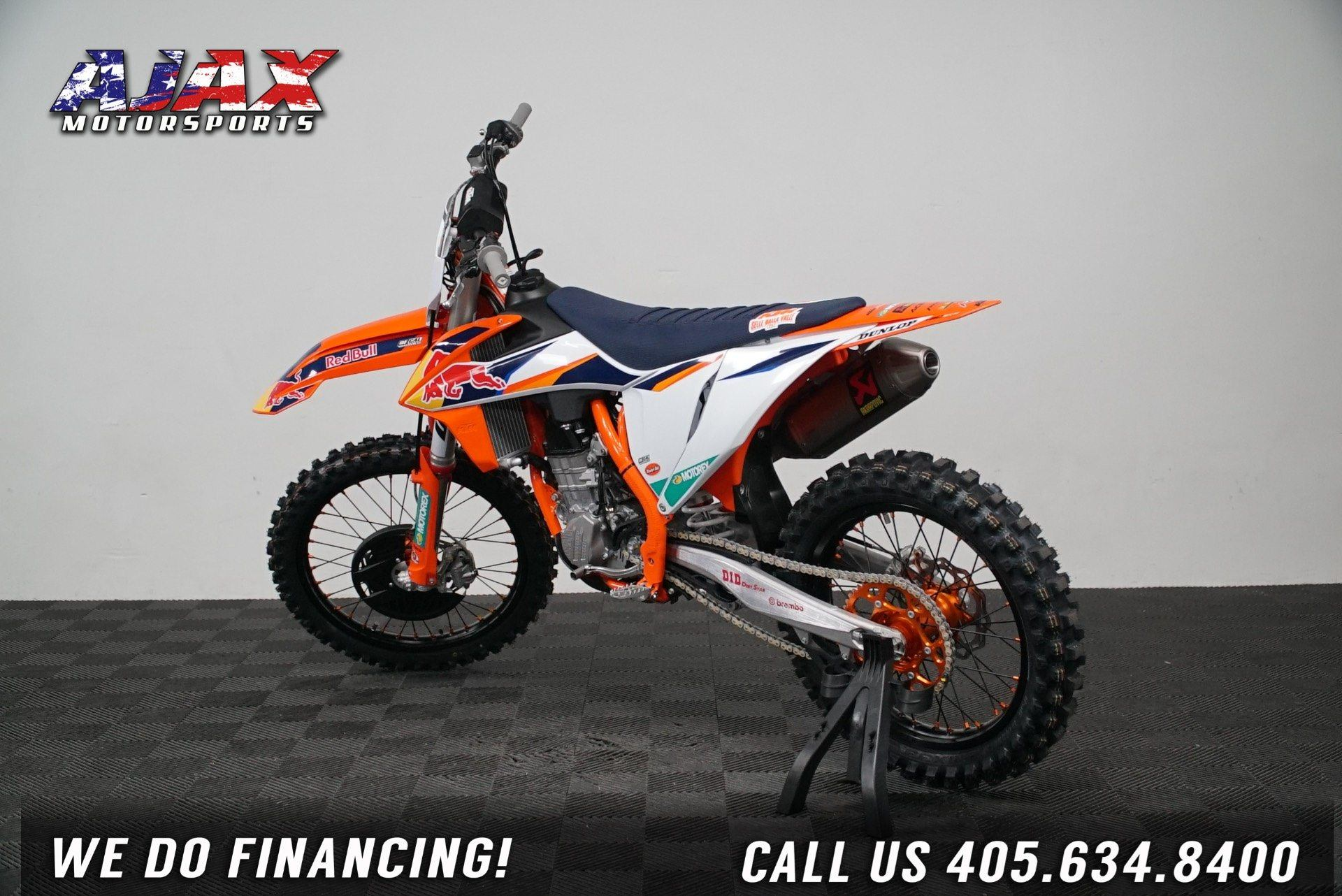 2020 KTM 450 SX-F Factory Edition in Oklahoma City, Oklahoma - Photo 5