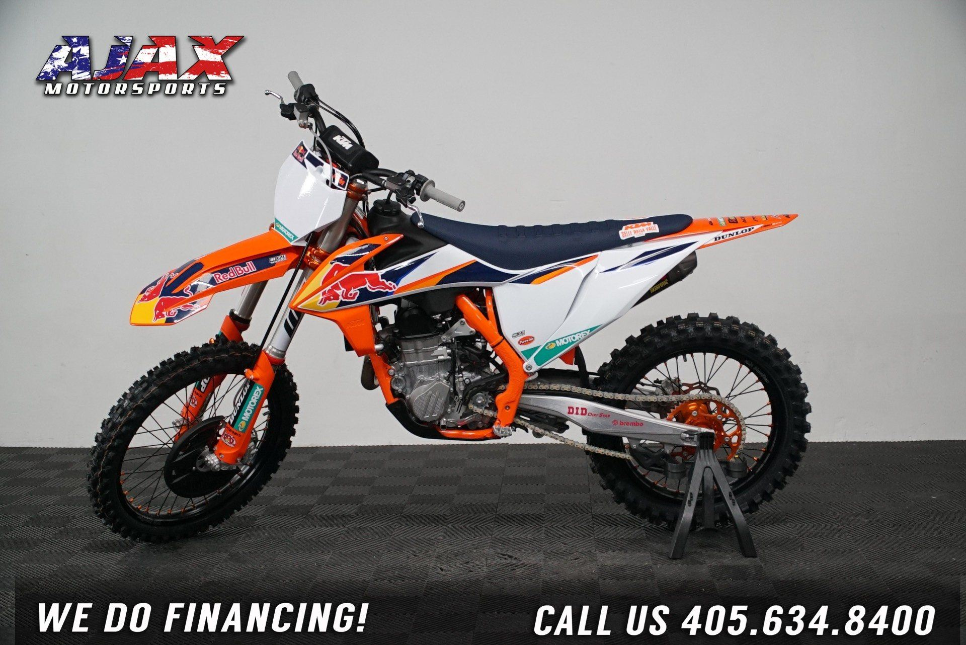 2020 KTM 450 SX-F Factory Edition in Oklahoma City, Oklahoma - Photo 6
