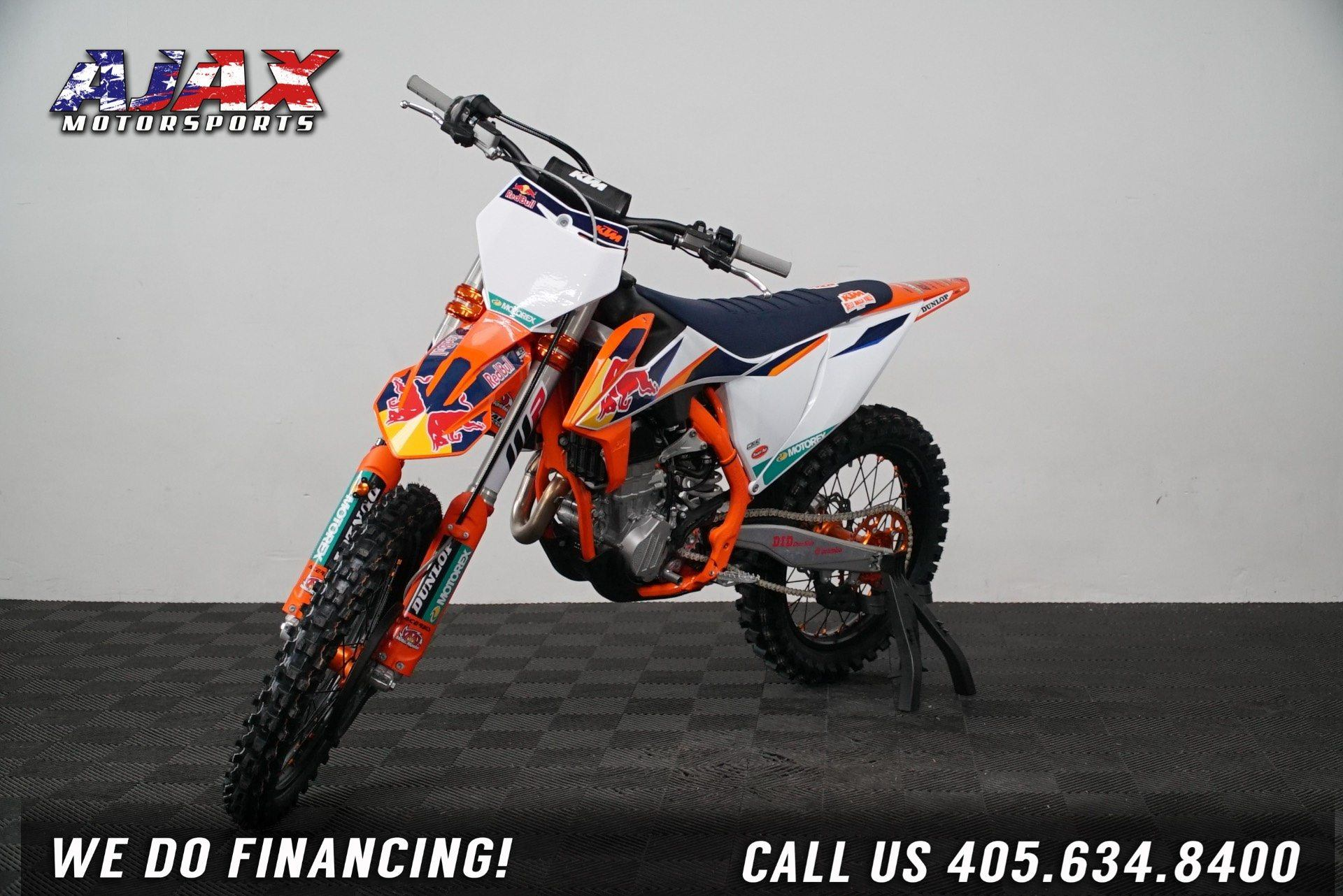2020 KTM 450 SX-F Factory Edition in Oklahoma City, Oklahoma - Photo 7