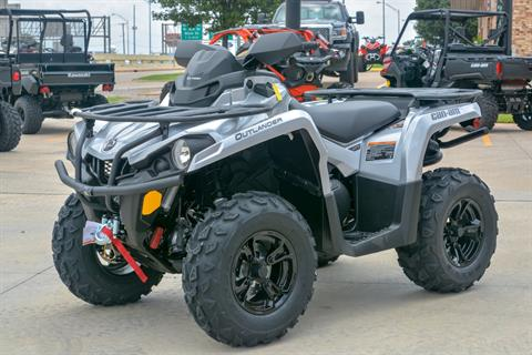 2019 Can-Am Outlander XT 570 in Oklahoma City, Oklahoma