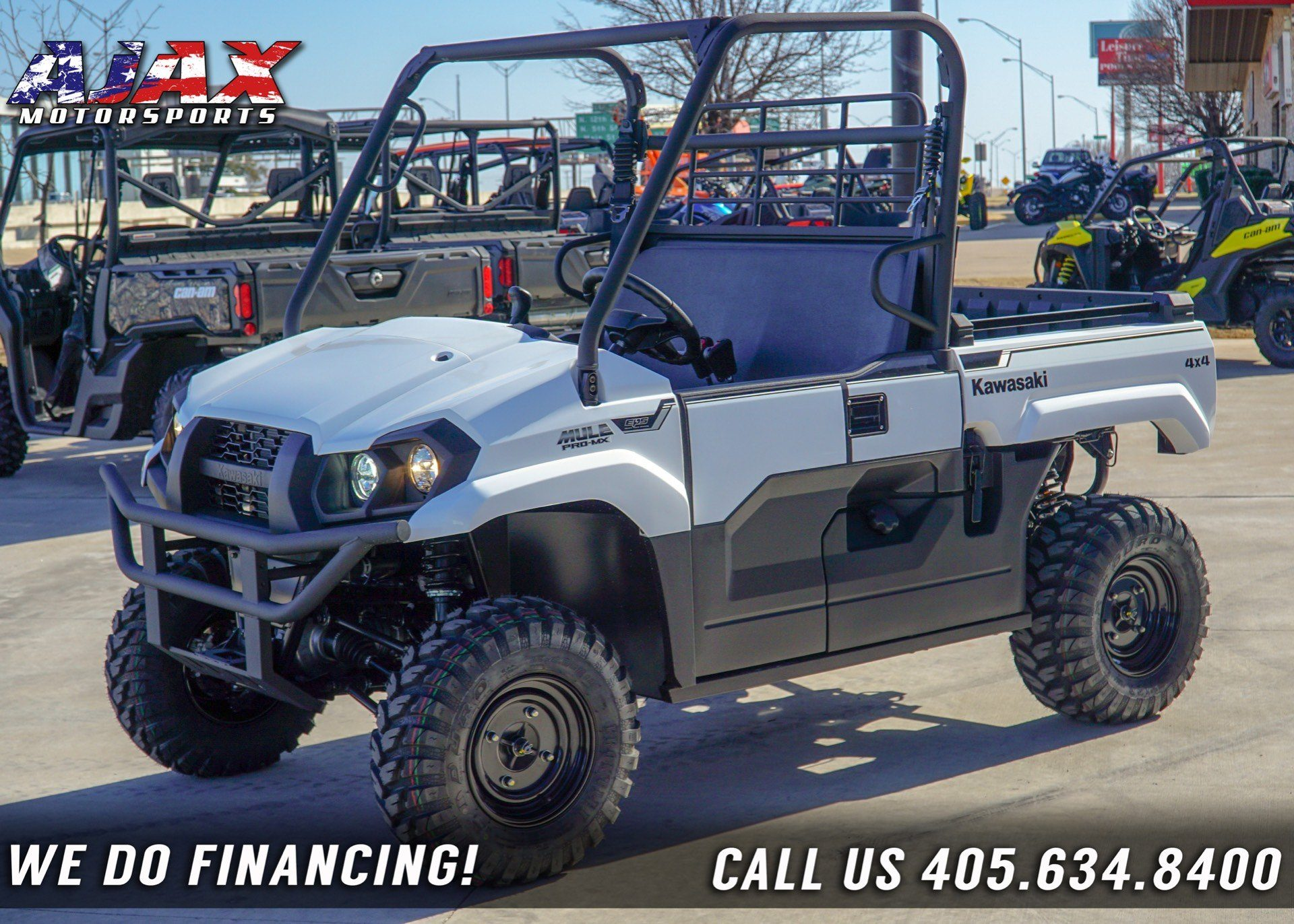 2019 Kawasaki Mule PRO-MX EPS for sale 619