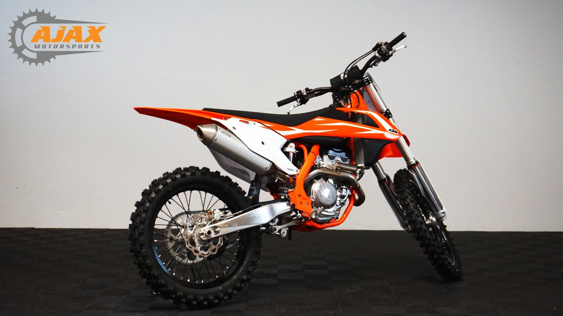 2018 KTM 250 SX-F in Oklahoma City, Oklahoma