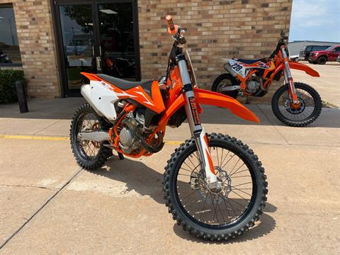 2018 KTM 250 SX-F in Oklahoma City, Oklahoma - Photo 1