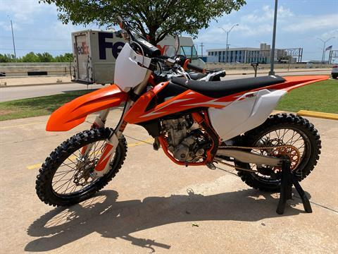 2018 KTM 250 SX-F in Oklahoma City, Oklahoma - Photo 4
