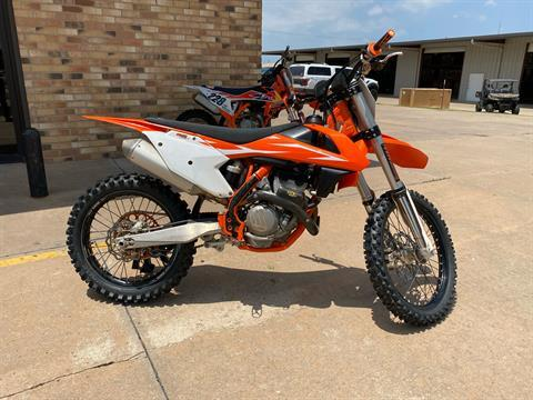 2018 KTM 250 SX-F in Oklahoma City, Oklahoma - Photo 5