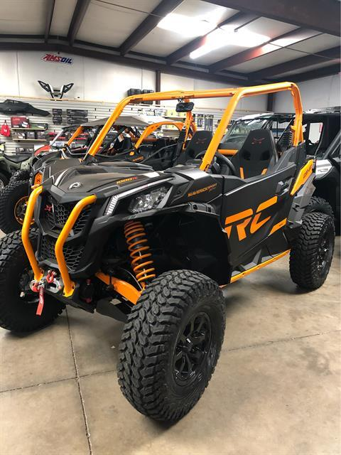 2020 Can-Am Maverick Sport X RC 1000R in Oklahoma City, Oklahoma - Photo 1