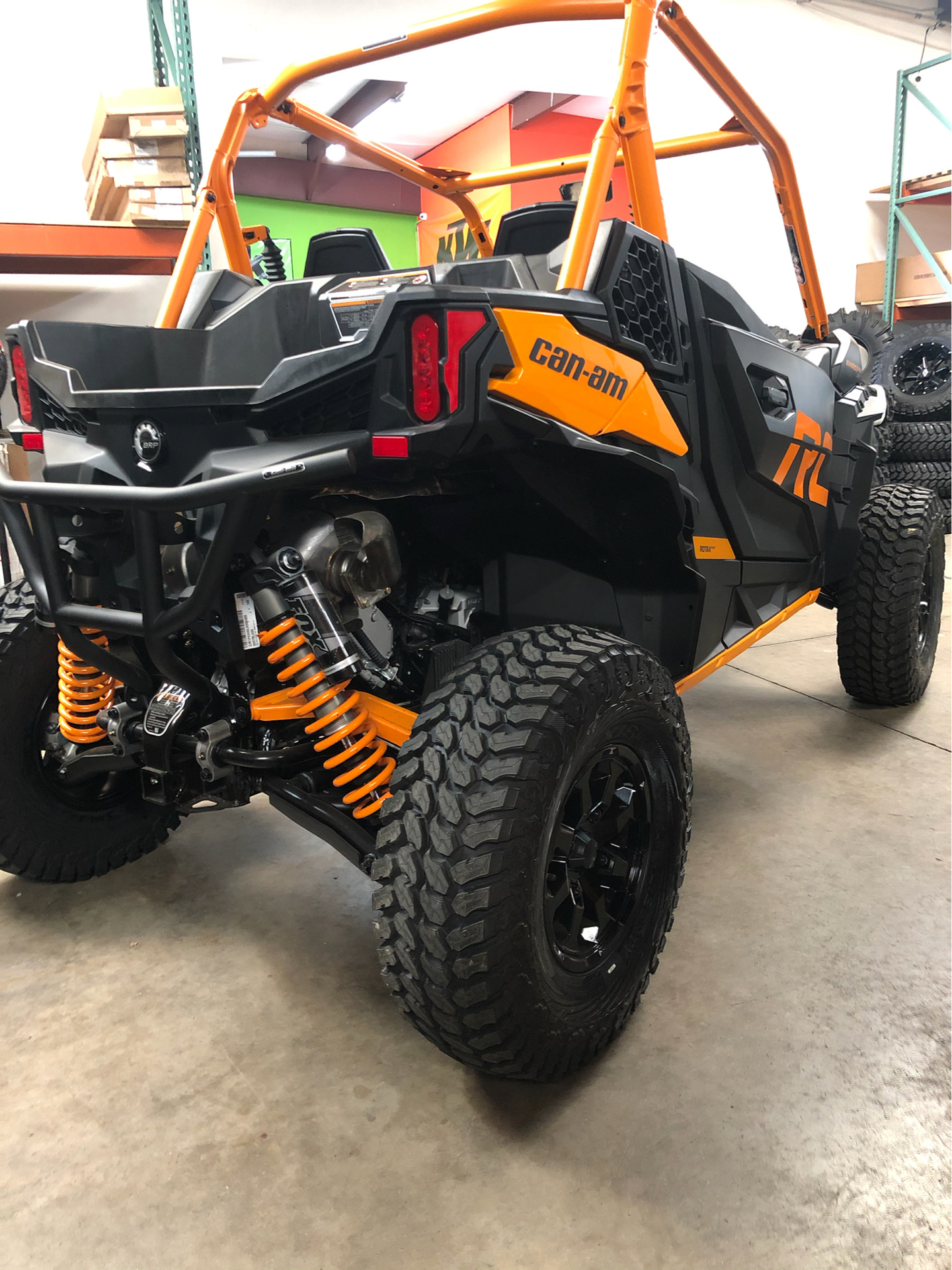 2020 Can-Am Maverick Sport X RC 1000R in Oklahoma City, Oklahoma - Photo 3
