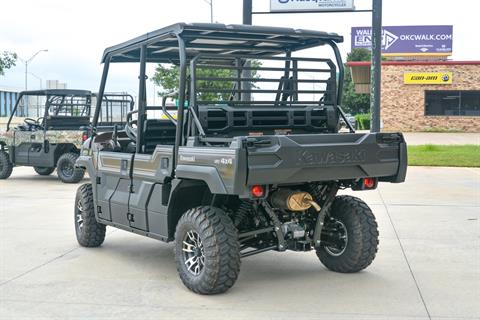 2019 Kawasaki Mule PRO-FXT Ranch Edition in Oklahoma City, Oklahoma - Photo 4