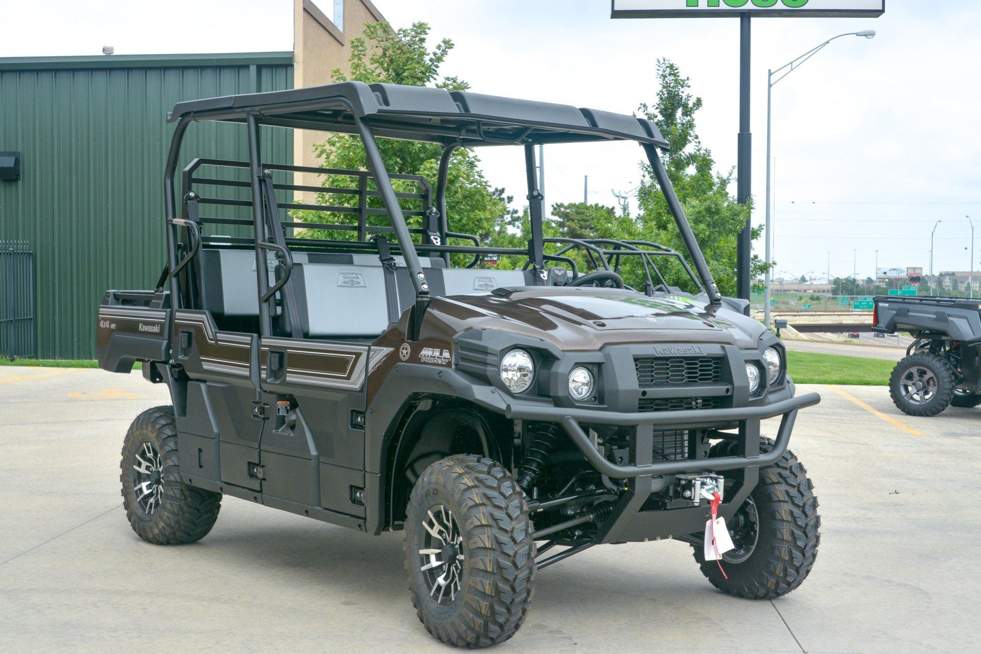 2019 Kawasaki Mule PRO-FXT Ranch Edition in Oklahoma City, Oklahoma - Photo 7