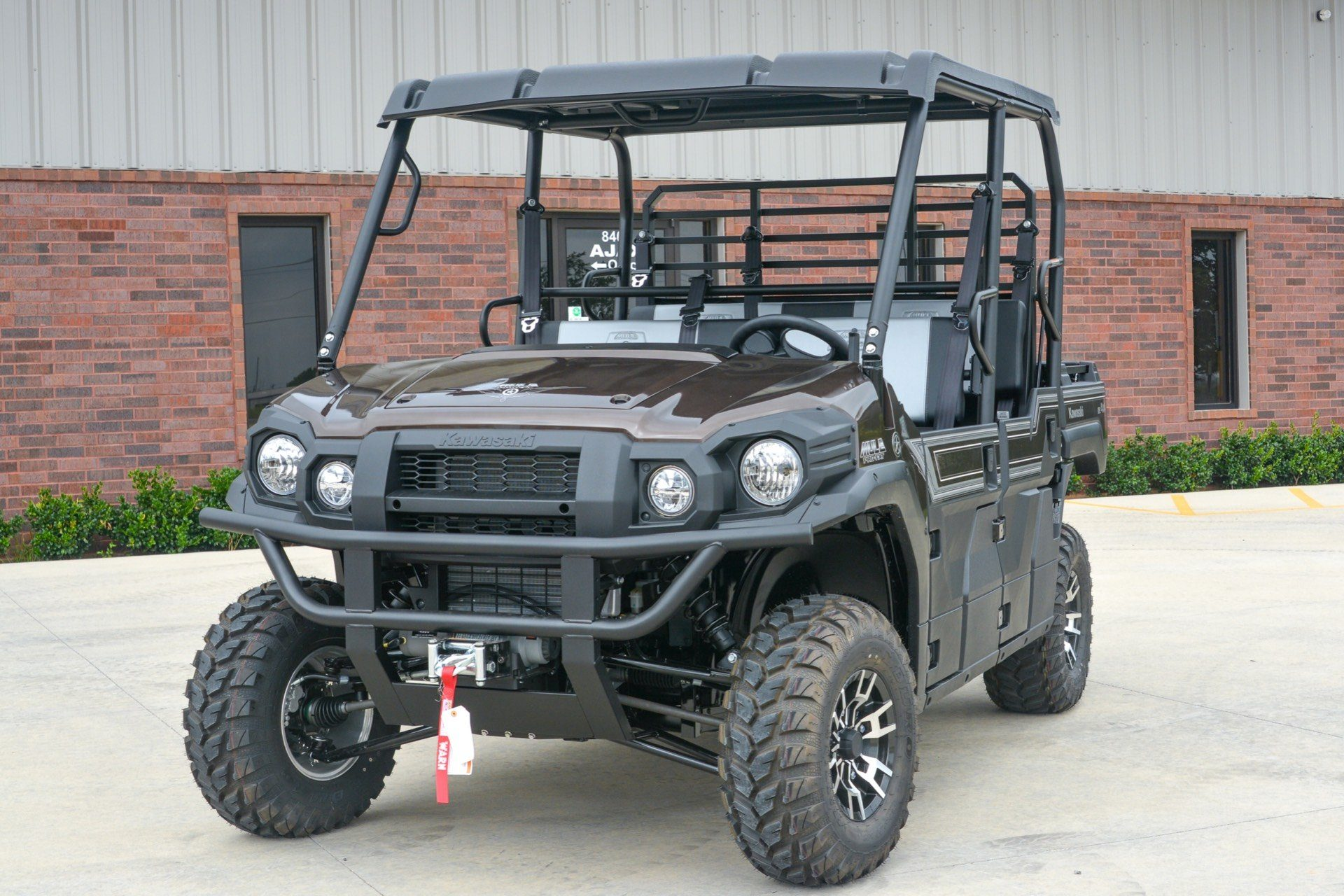 2019 Kawasaki Mule PRO-FXT Ranch Edition in Oklahoma City, Oklahoma - Photo 1