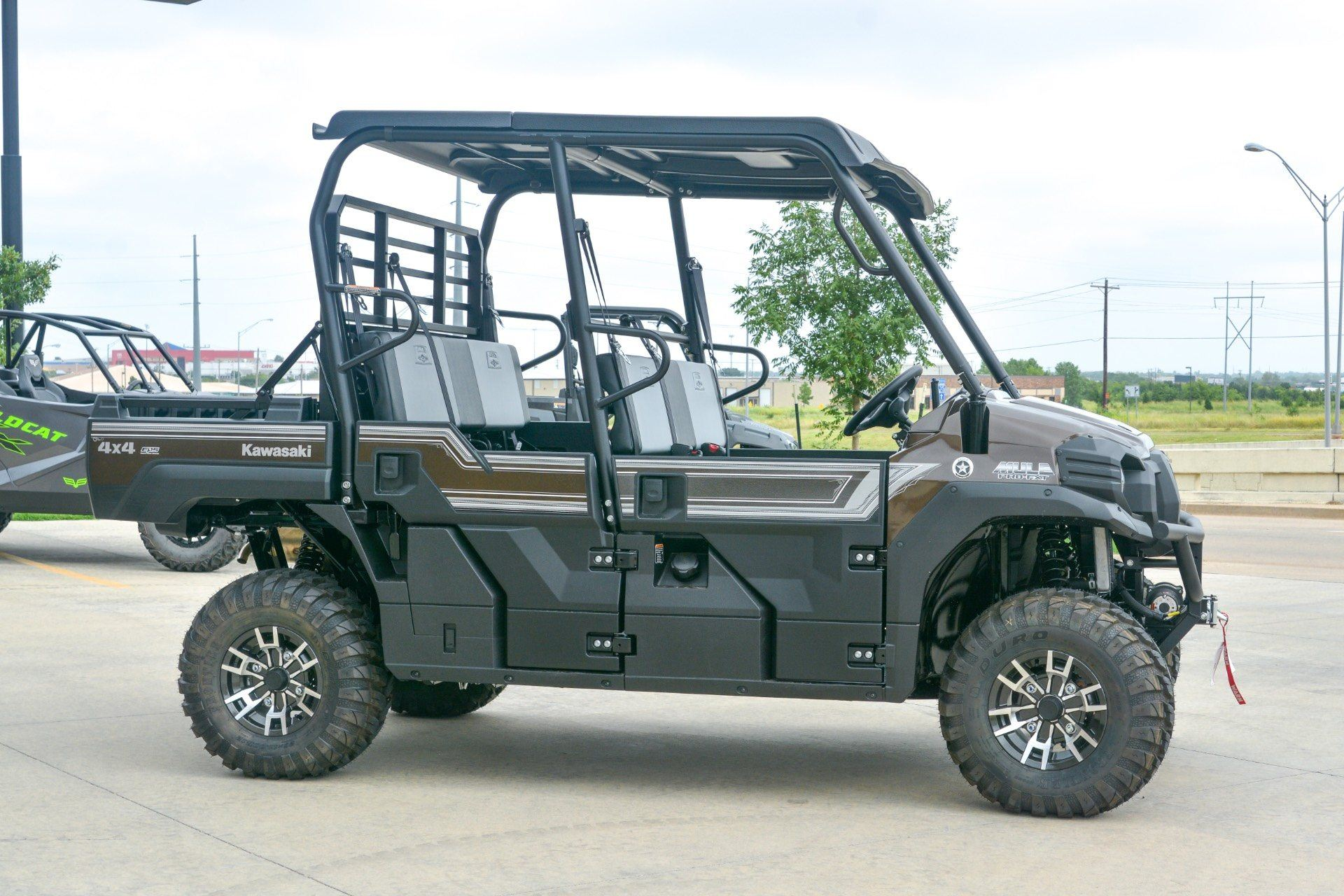 2019 Kawasaki Mule PRO-FXT Ranch Edition for sale 14660