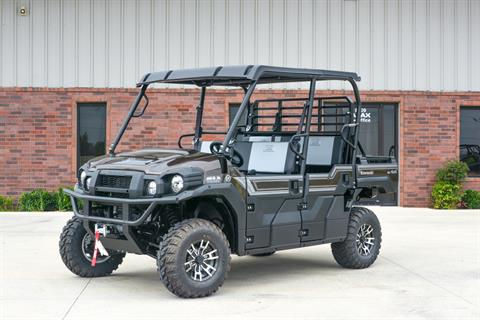 2019 Kawasaki Mule PRO-FXT Ranch Edition in Oklahoma City, Oklahoma