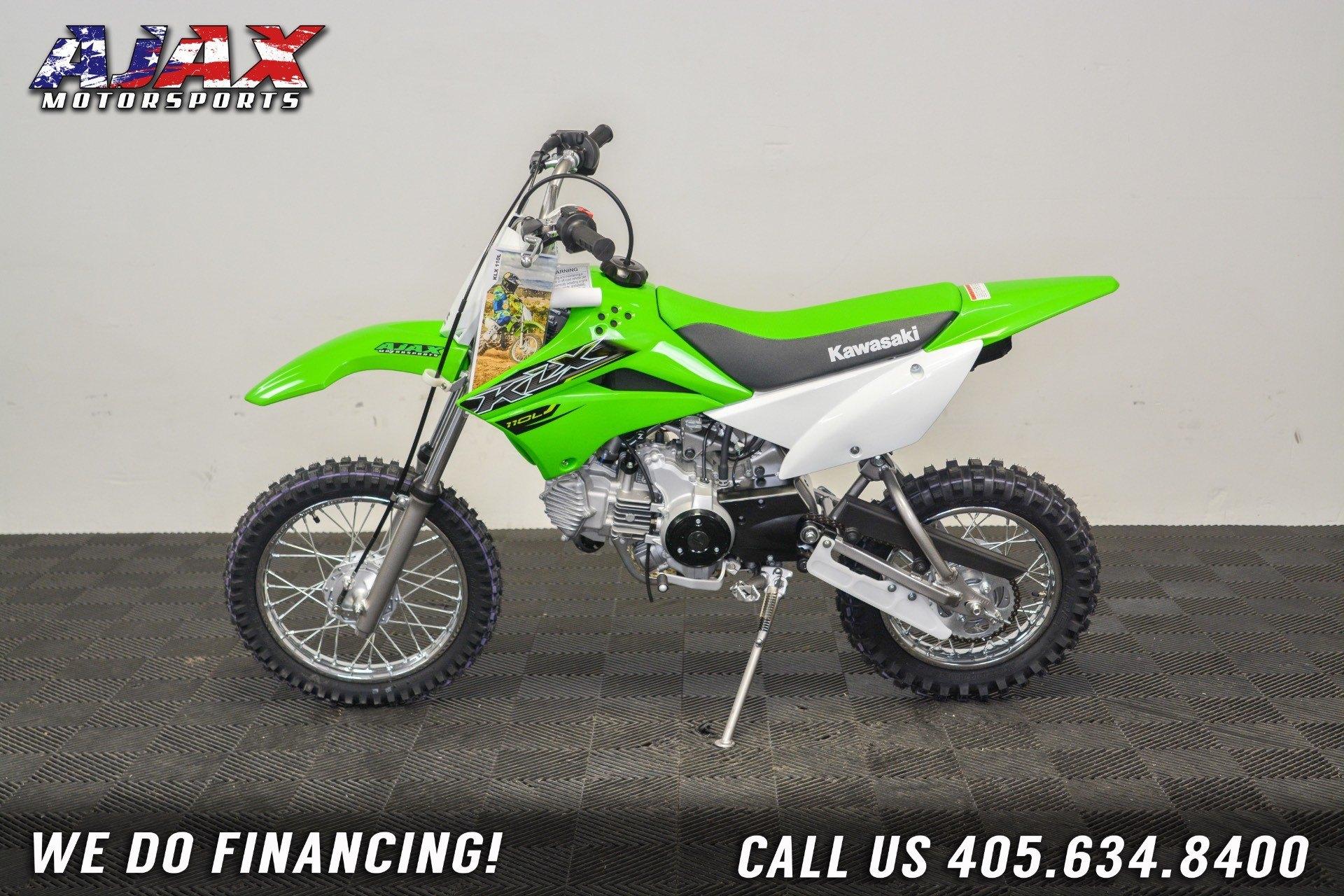 2019 Kawasaki KLX 110L 3