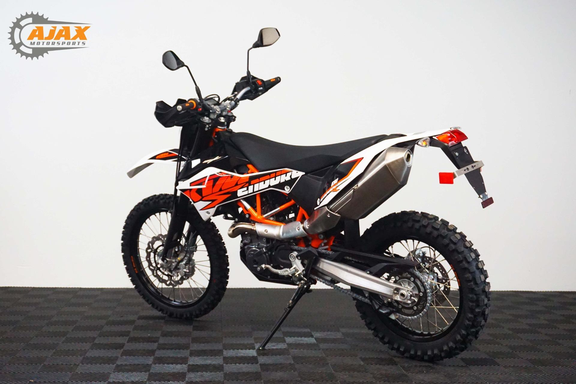2018 KTM 690 Enduro R in Oklahoma City, Oklahoma