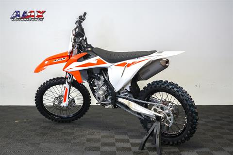 2019 KTM 350 SX-F in Oklahoma City, Oklahoma - Photo 4