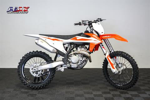 2019 KTM 350 SX-F in Oklahoma City, Oklahoma