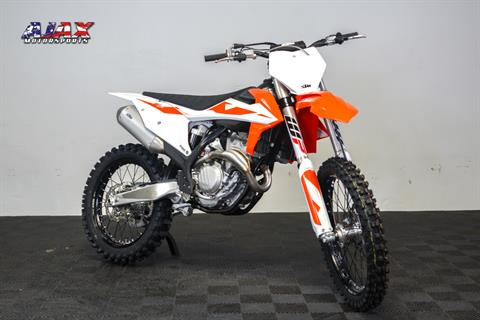 2019 KTM 350 SX-F in Oklahoma City, Oklahoma - Photo 6