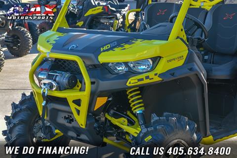 2019 Can-Am Defender X mr HD10 in Oklahoma City, Oklahoma - Photo 4