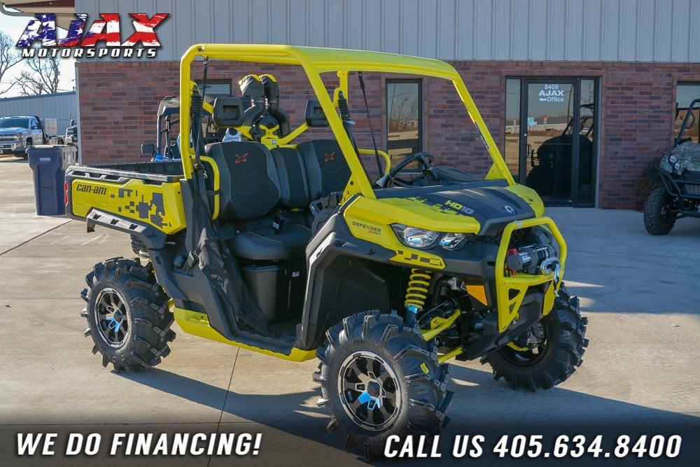 2019 Can-Am Defender X mr HD10 in Oklahoma City, Oklahoma - Photo 1