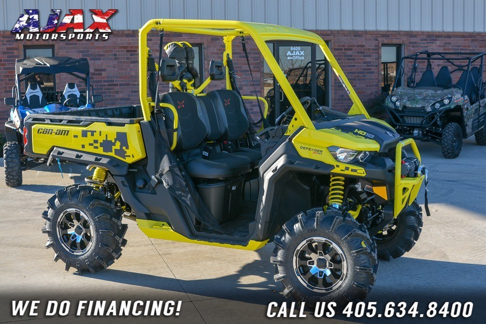 2019 Can-Am Defender X mr HD10 in Oklahoma City, Oklahoma - Photo 6
