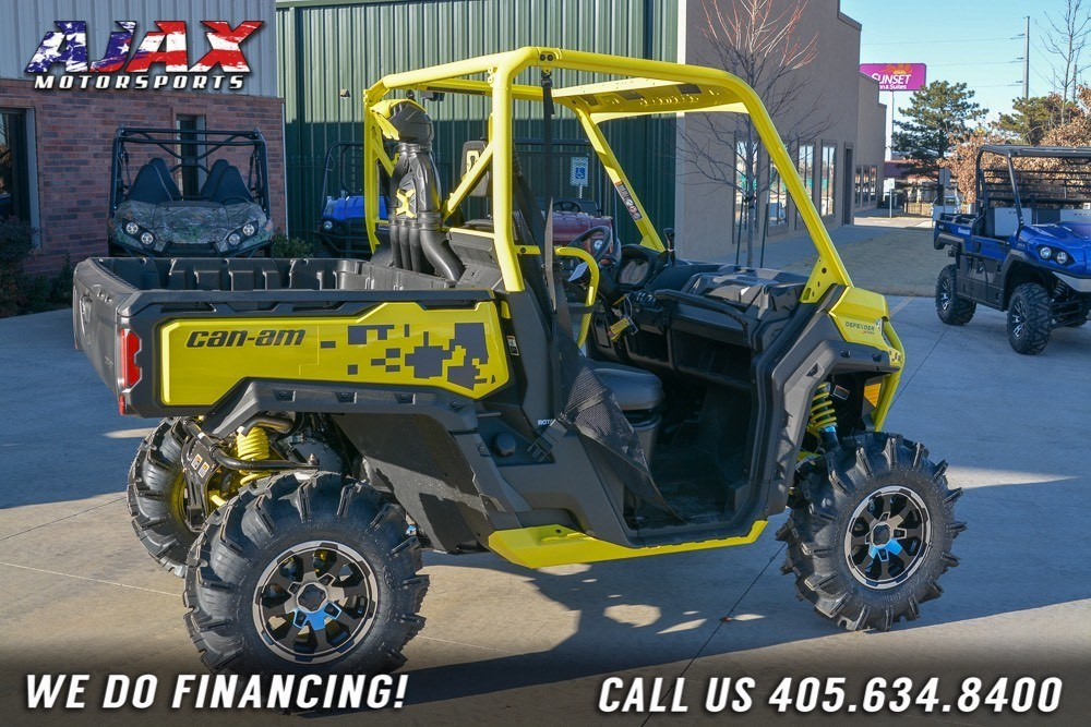 2019 Can-Am Defender X mr HD10 in Oklahoma City, Oklahoma - Photo 7