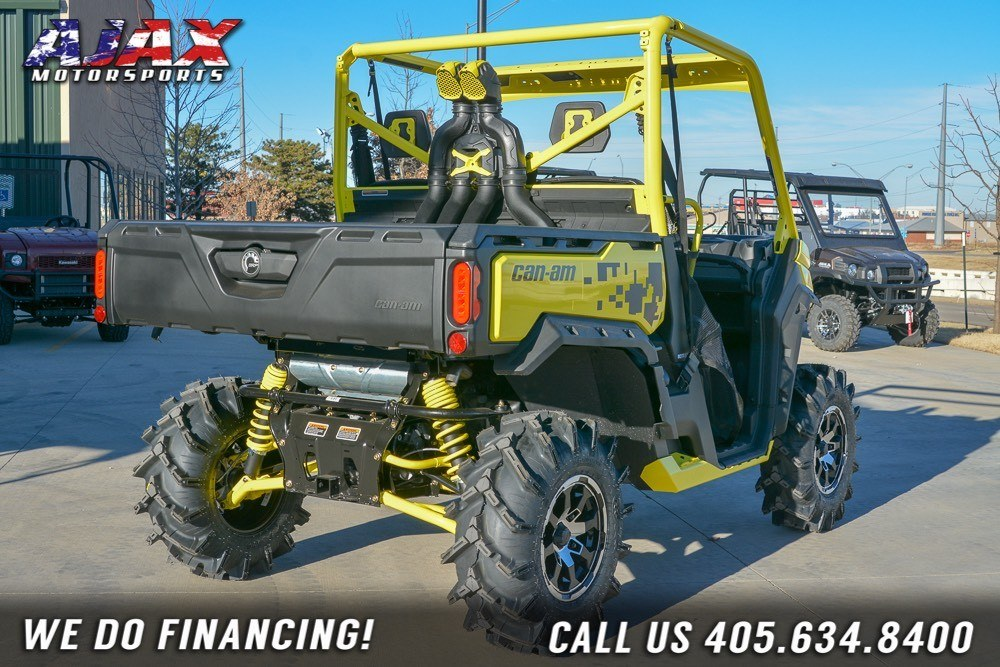2019 Can-Am Defender X mr HD10 in Oklahoma City, Oklahoma - Photo 8