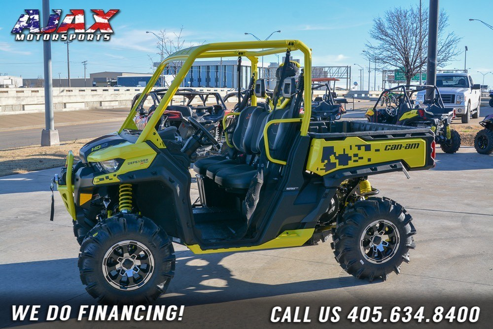2019 Can-Am Defender X mr HD10 in Oklahoma City, Oklahoma - Photo 11