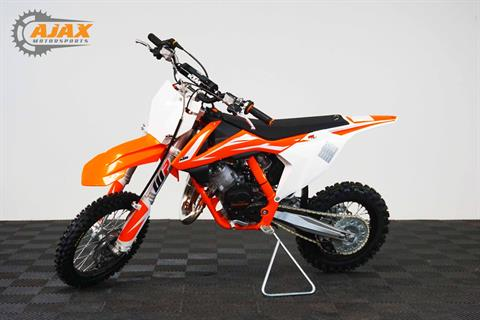 2018 KTM 65 SX in Oklahoma City, Oklahoma