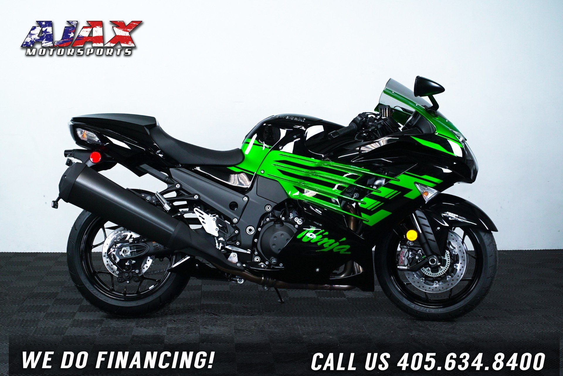 2020 Kawasaki Ninja ZX-14R ABS in Oklahoma City, Oklahoma - Photo 3