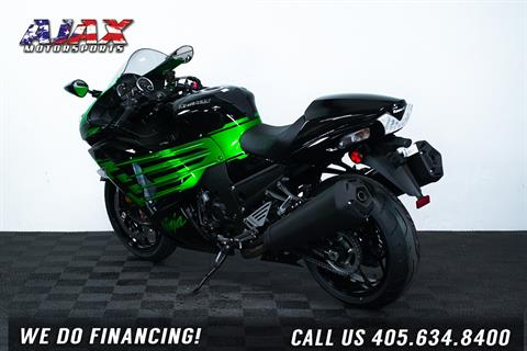2020 Kawasaki Ninja ZX-14R ABS in Oklahoma City, Oklahoma - Photo 4