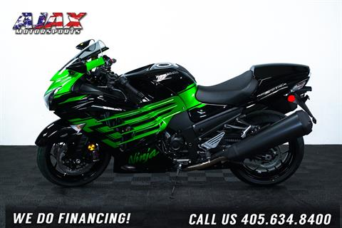 2020 Kawasaki Ninja ZX-14R ABS in Oklahoma City, Oklahoma - Photo 5