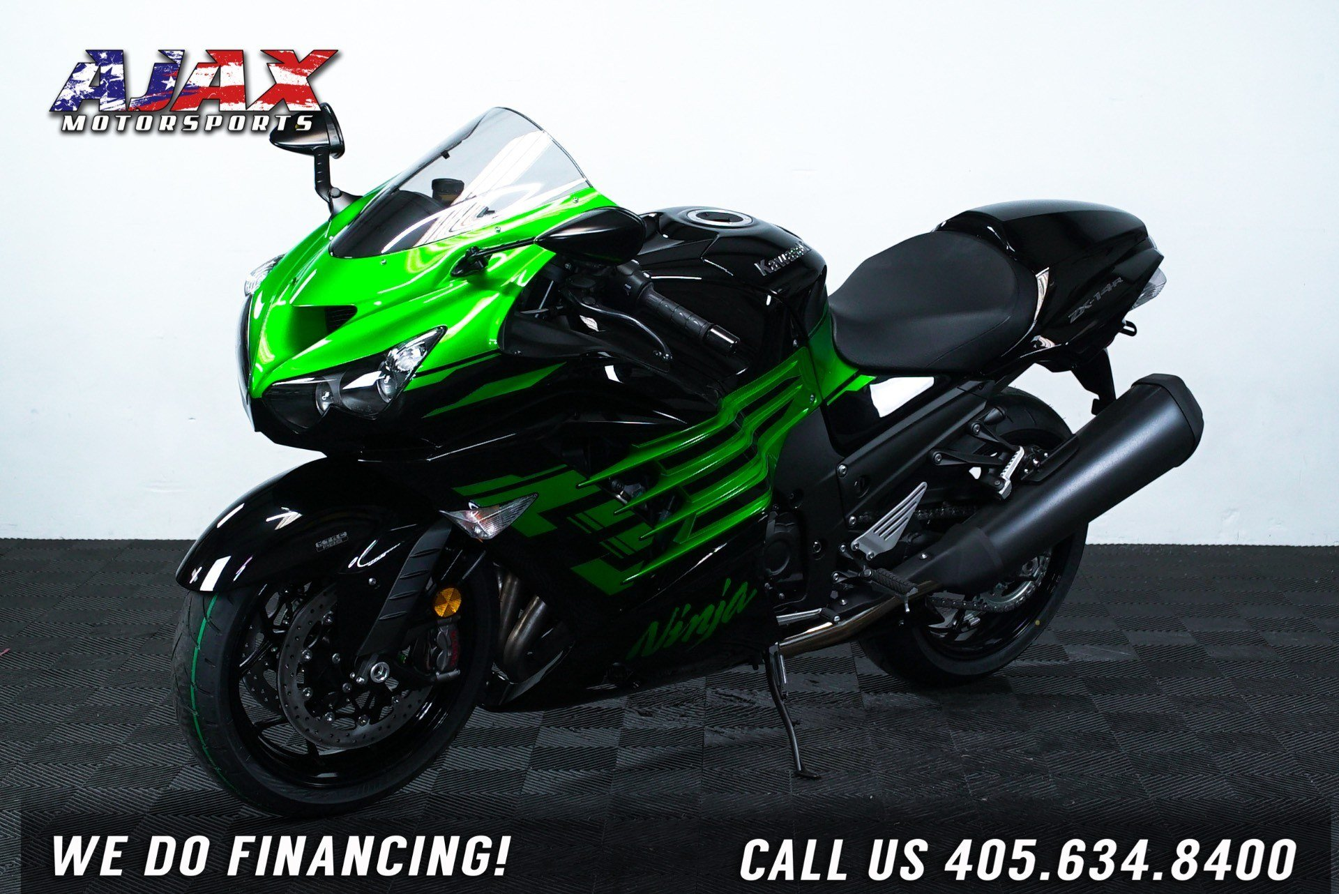 2020 Kawasaki Ninja ZX-14R ABS in Oklahoma City, Oklahoma - Photo 1