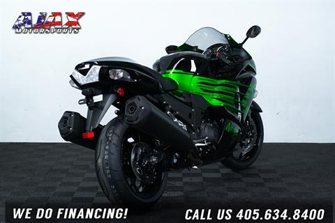 2020 Kawasaki Ninja ZX-14R ABS in Oklahoma City, Oklahoma - Photo 7