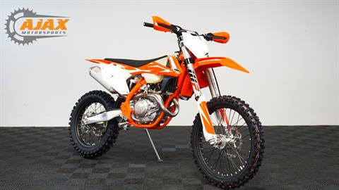 2018 KTM 450 XC-F in Oklahoma City, Oklahoma
