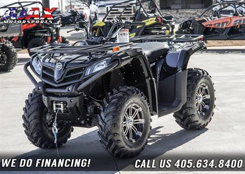 2019 CFMOTO CForce 500S EPS in Oklahoma City, Oklahoma