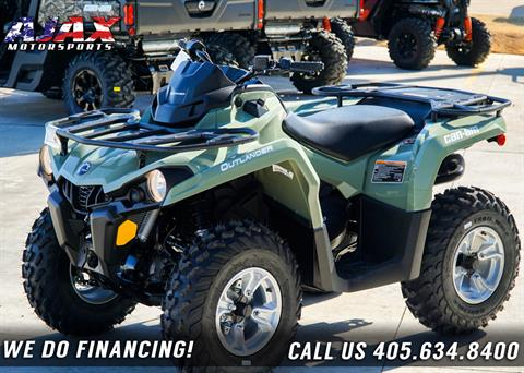 New Motorcycles, ATVs & UTVs For Sale in OK | Can-Am, CFMoto & KTM