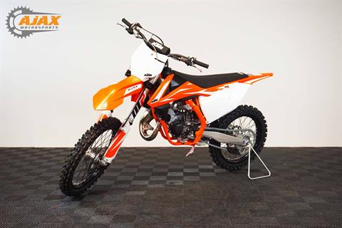 2018 KTM 125 SX in Oklahoma City, Oklahoma