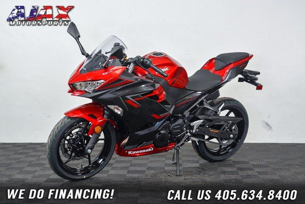 2019 Kawasaki Ninja 400 ABS in Oklahoma City, Oklahoma - Photo 4