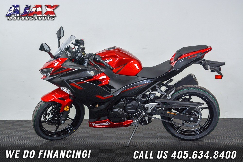 2019 Kawasaki Ninja 400 ABS in Oklahoma City, Oklahoma - Photo 5
