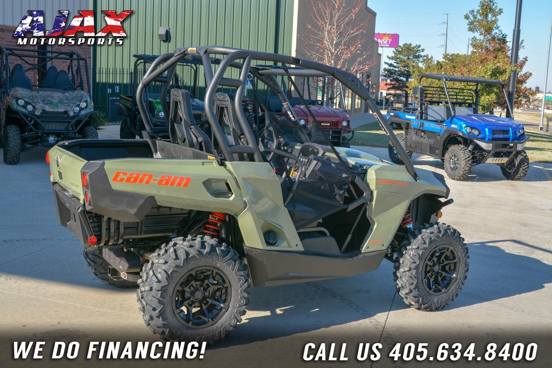 New 2019 Can Am Commander Dps 800r Utility Vehicles In Oklahoma City Fuel Filter