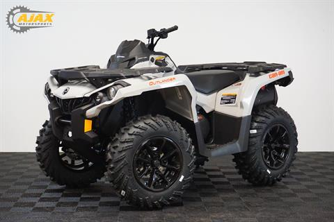 2017 Can-Am Outlander DPS 1000R in Oklahoma City, Oklahoma