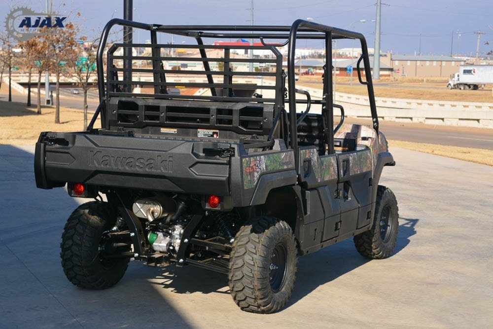 New 2019 Kawasaki Mule Pro Fxt Eps Camo Utility Vehicles In