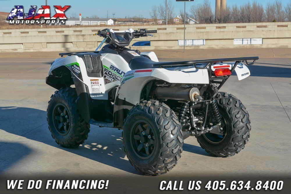 2019 Kawasaki Brute Force 750 4x4i EPS in Oklahoma City, Oklahoma - Photo 3