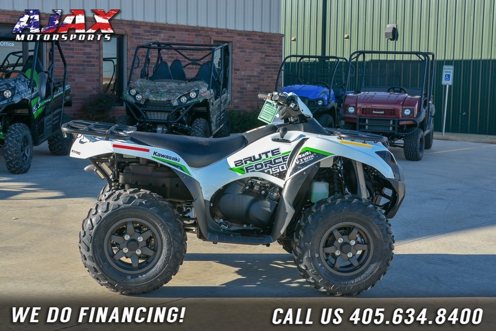 2019 Kawasaki Brute Force 750 4x4i EPS in Oklahoma City, Oklahoma - Photo 4